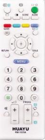 Пульт универсальный HUAYU RM-1025A для Sony