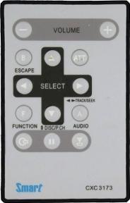 Пульт CXC3173 для видеотехники PIONEER