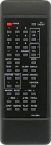 Пульт 105-188H, 105-088Q CH. для телевизора GOLDSTAR