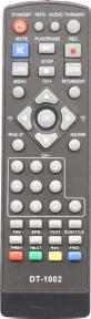 Пульт DVB-T2 DT-1002 DT-1003 для эфирных ресиверов Polar