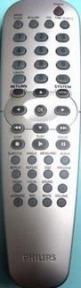 Пульт RC19245002/01 DVD оригинальный для видеотехники PHILIPS