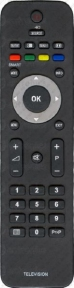 Пульт RC2422 549 001911 LCD TV для телевизора PHILIPS