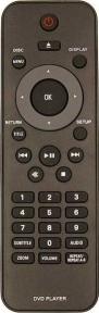 Пульт RC 2422 5490 1932 DVD с USB для видеотехники PHILIPS