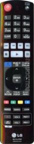 Пульт LG AKB72975301 BD PLAYER оригинальный