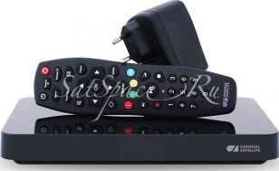 Ресивер Триколор ТВ GS B527 UHD уценка