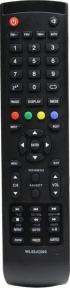 Пульт WL52JC002 (корпус Y-72C2) для телевизора AKAI