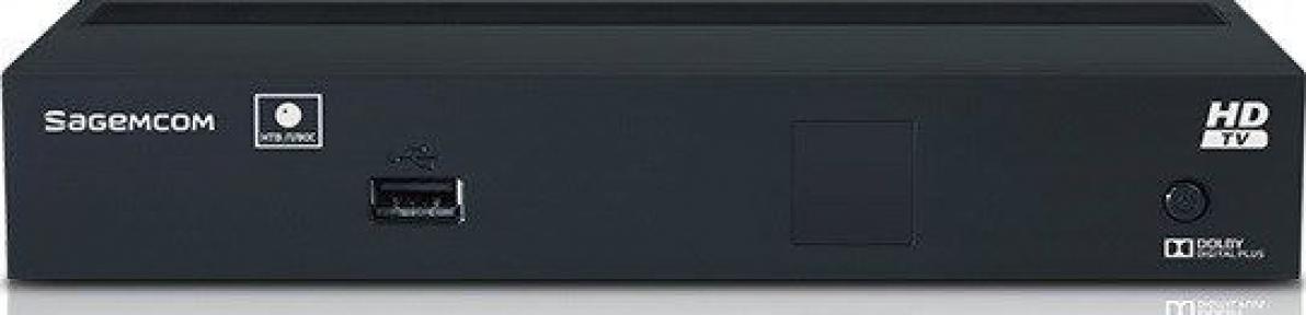Спутниковый ресивер Sagemcom DSI74 HD НТВ+ и Договор 184 руб