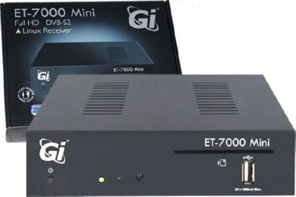 Спутниковый ресивер GI  ET7000 Mini
