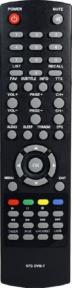 Пульт 57G DVB-T2 для эфирных ресиверов GoldMaster