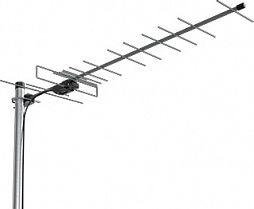 Эфирная антенна Эфиp-18AF L035.18DT Turbo с усилителем