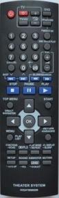 Пульт N2QAYB000209 HOME THEATER для видеотехники PANASONIC