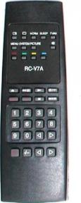 Пульт AKAI RC-V7A оригинальный