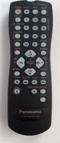Пульт LSSQ0280-2, RC1123609/00 оригинальный для телевизора PANASONIC