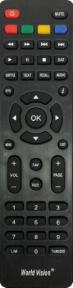 Пульт для ресивера World Vision Combo DVB-T2/S2