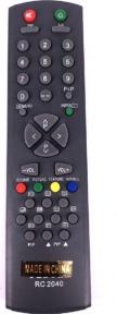 Пульт RC-2040, 2140 для телевизора VESTEL