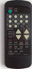 Пульт 076ROAP010 для телевизора ORION