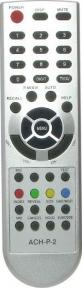 Пульт ACH-P-2 для телевизора AKIRA
