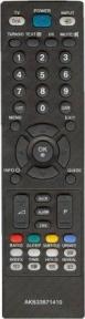 Пульт AKB33871410 для телевизора LG