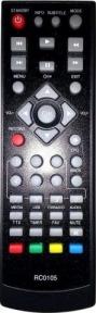 Пульт RC0105, STB 105 HD DVB-T2 для BBK