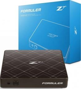 IPTV Медиа ресивер Formuler Z7 + Plus