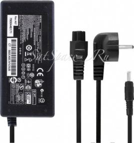 Блок питания для ноутбука COMPAQ 18,5V 2,7A 4.74х1.7 мм + сетевой кабель