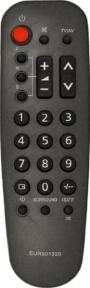 Пульт EUR501320, EUR501325 для телевизора PANASONIC