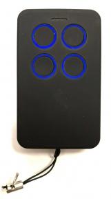 Пульт для гаражных систем DUBLICATOR TXD 111 синий
