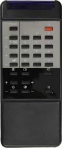Пульт TNQ2643 для телевизора PANASONIC