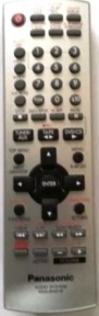 Пульт N2QAJB000135 муз центр оригинальный для видеотехники PANASONIC