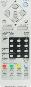 Пульт RM-C355 box as оригинальный для телевизора JVC