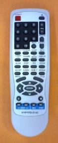 Пульт DVD HYPFFD-0142, СОКОЛ для плеера ROLSEN