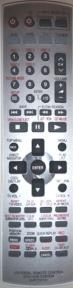 Пульт EUR7722X20 HOME THEATER для видеотехники PANASONIC