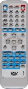 Пульт SG-50M (S), SG102M, DVD для плеера RUBIN