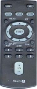 Пульт RM-X155, RM-X151, RM-X153, RM-X154 для Sony