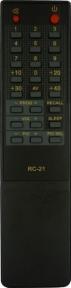 Пульт RC-21 для телевизора PHILIPS
