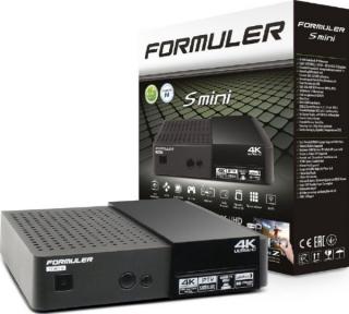 Спутниковый ресивер Formuler 4K S mini