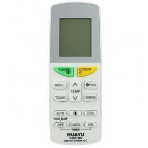 Пульт универсальный для кондиционеров HUAYU Daikin K-DK1339