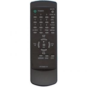 Пульт 6710V00017H (LCD TV) для телевизора LG