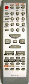 Пульт EUR7711150 аудио для телевизора PANASONIC