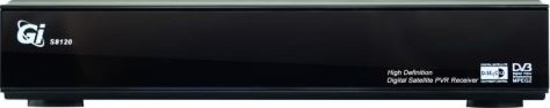 Спутниковый ресивер Galaxy Innovations S 8120