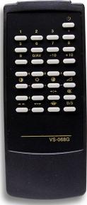 Пульт VS-068G для телевизора GOLDSTAR