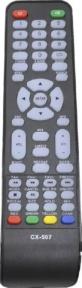 Пульт CX-507, HYUNDAI H-LED19V13, HELIX для телевизора AKAI