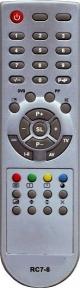 Пульт RC-7-8 для телевизора HORIZONT