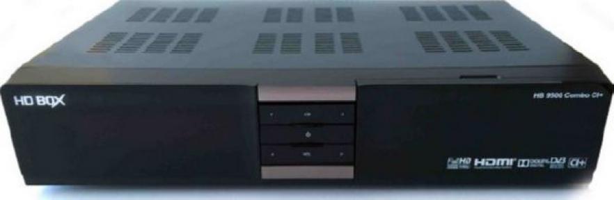 Спутниковый ресивер HDBOX 9500 CI+