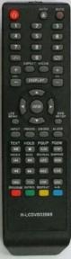 Пульт H-LCDVD3200S TV/DVD для телевизора SUPRA