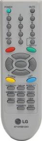 Пульт 6710V00124V для телевизора LG