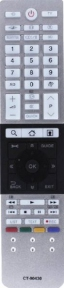 Пульт CT-90430 CT-90429 LCD для Toshiba