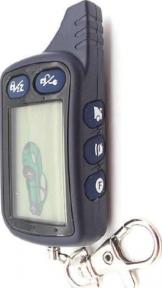 Брелок к автосигнализации LCD Tomahawk TZ9030