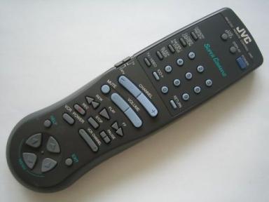 Пульт RM-C722 оригинальный для телевизора JVC