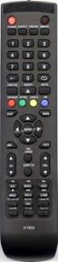 Пульт Y-72C2 TV для телевизора SUPRA
